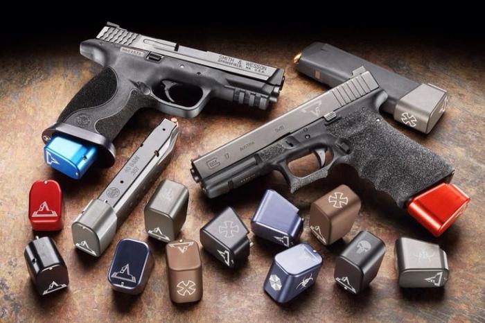 How To Increase Handgun Capacity With Magazine Base Pad