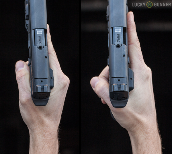 How to grip a handgun to shoot fast & accurate - Prepared