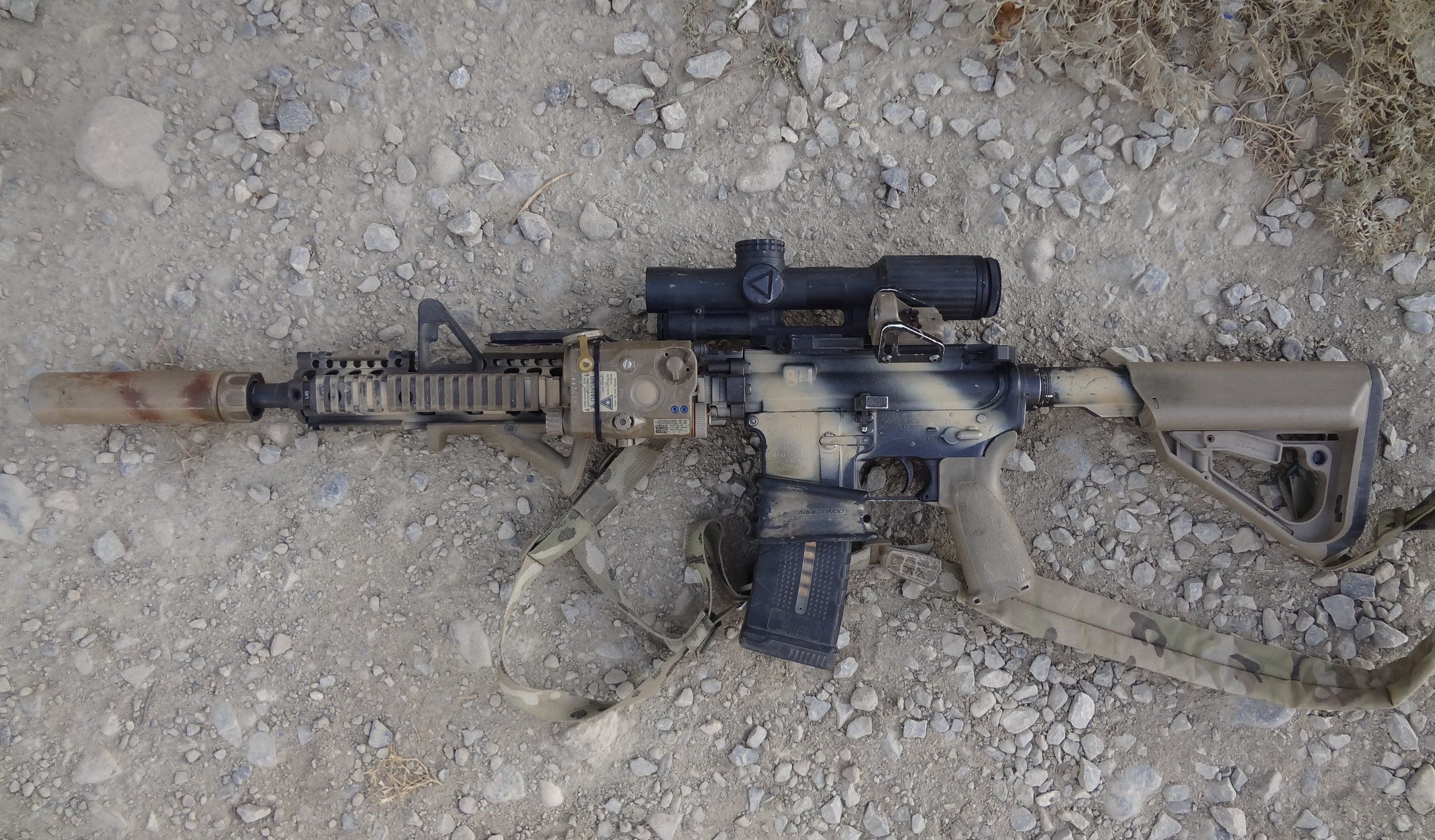 How Special Operations Soldiers Setup Their AR-15's (Tactical Accessories)