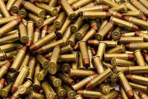 bullets studio isolated